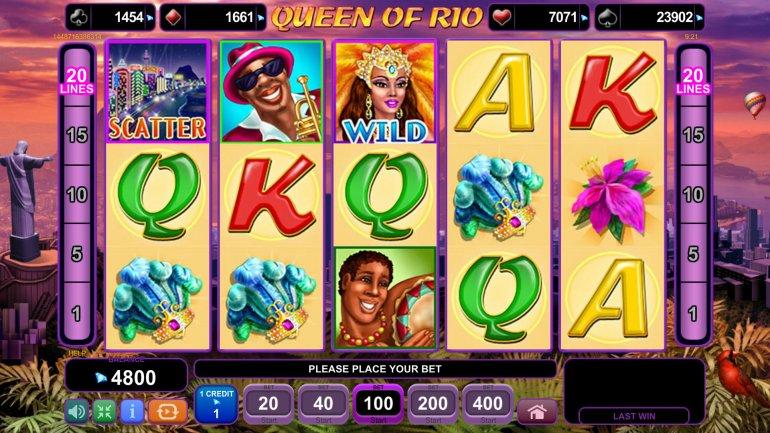 Рио игровые автоматы легализация онлайн казино
